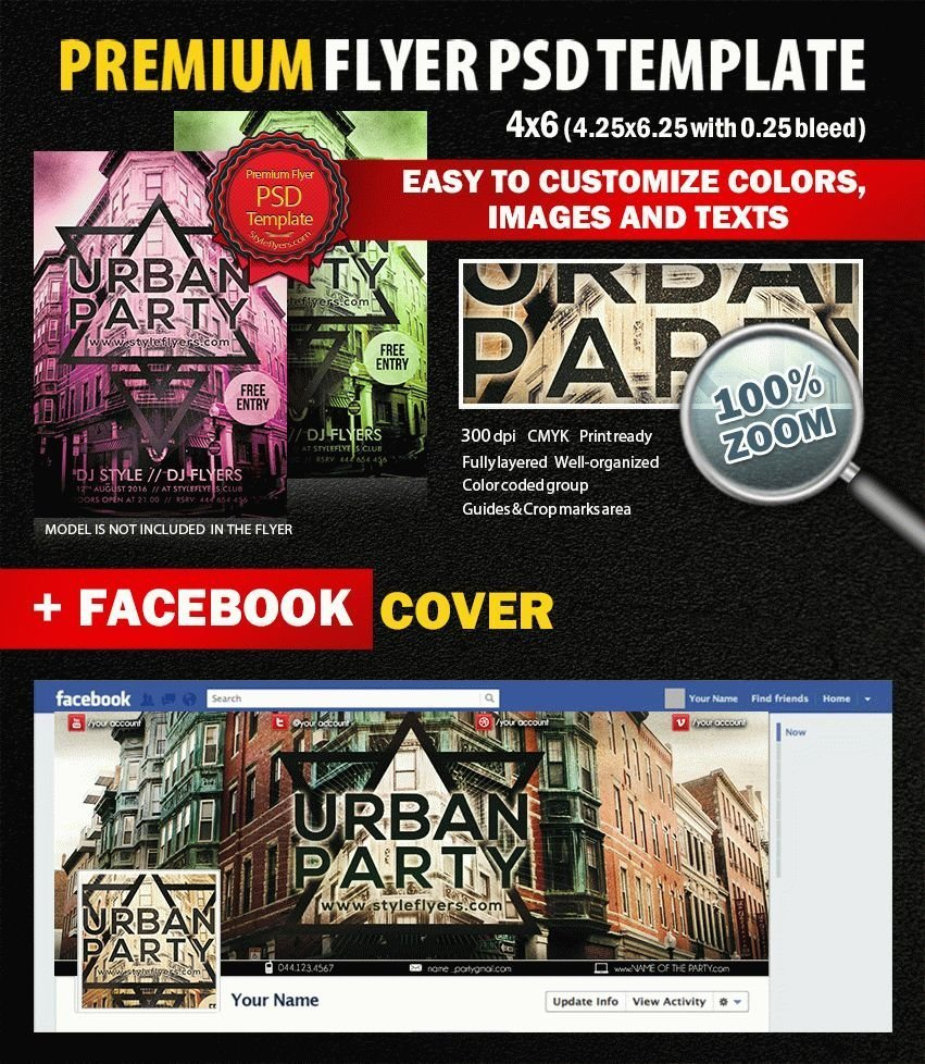 preview_Urban_Party_Fyer_PSD_Flyer_Template