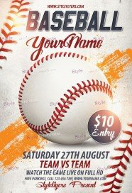 baseball-psd-flyer-template124578