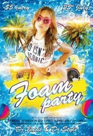 Foam-Party-PSD-Flyer-Template1