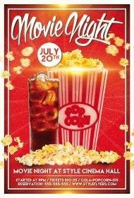 Movie-Night-PSD-Flyer-Template