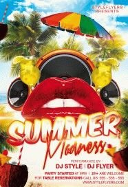 Summer-Madness-Party-PSD-Flyer-Template