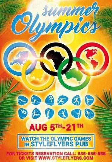 Summer-Olympics-PSD-Flyer-Template