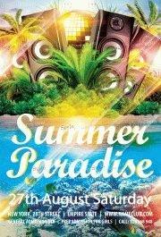 Summer-Paradise-Flyer