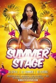 Summer-Stage-PSD-Flyer-Template