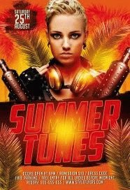 Summer-Tunes-PSD-Flyer-Template