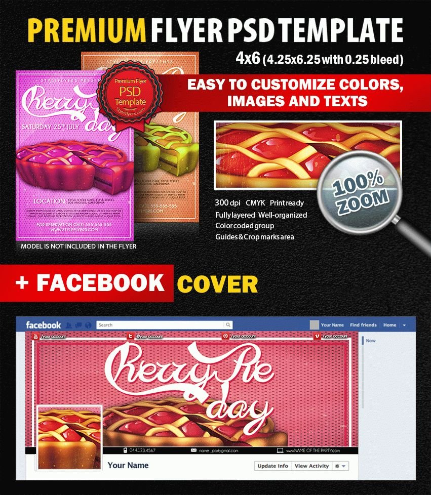 preview_Cherry_Pie_Day_PSD_Flyer_Template