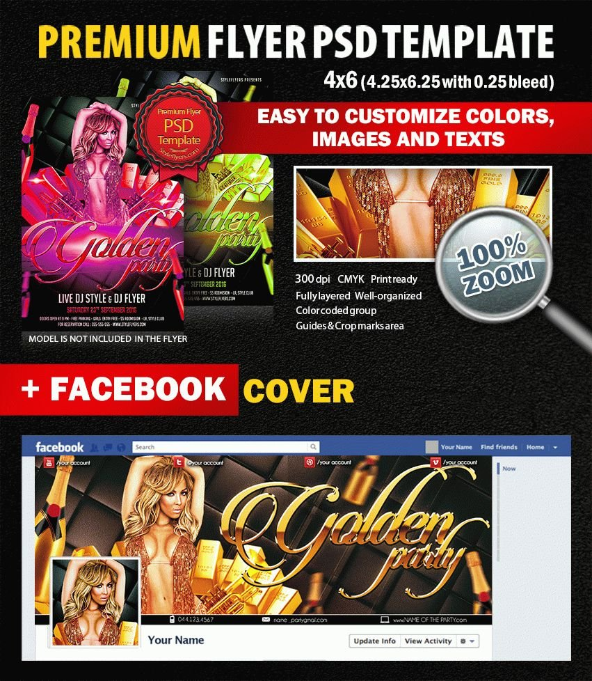 preview_Golden_Party_PSD_Flyer_Template