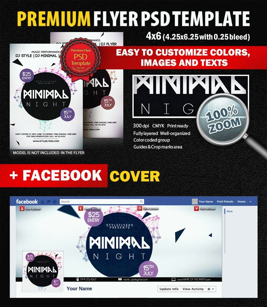 preview_Minimal_Flyer_PSD_Flyer_Template