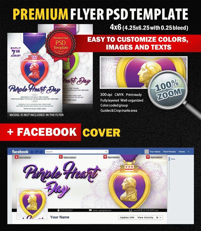 preview_Purple_Heart_Day_PSD_Flyer_Template