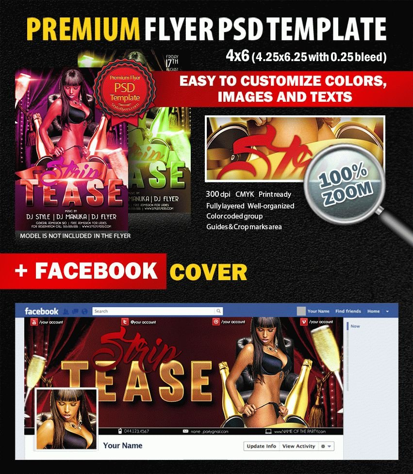 preview_strip_tease_psd_flyer_template