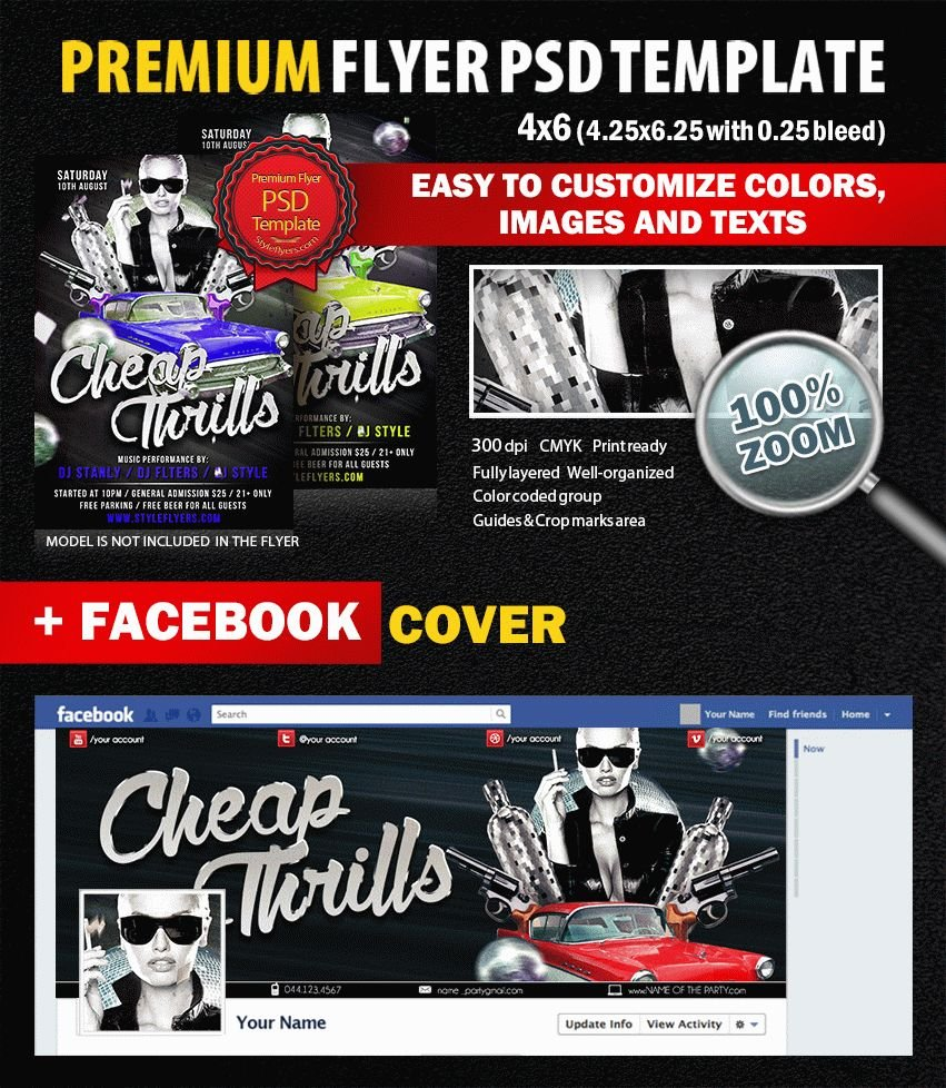 preview_cheap_thrills_party_PSD_Flyer_Template