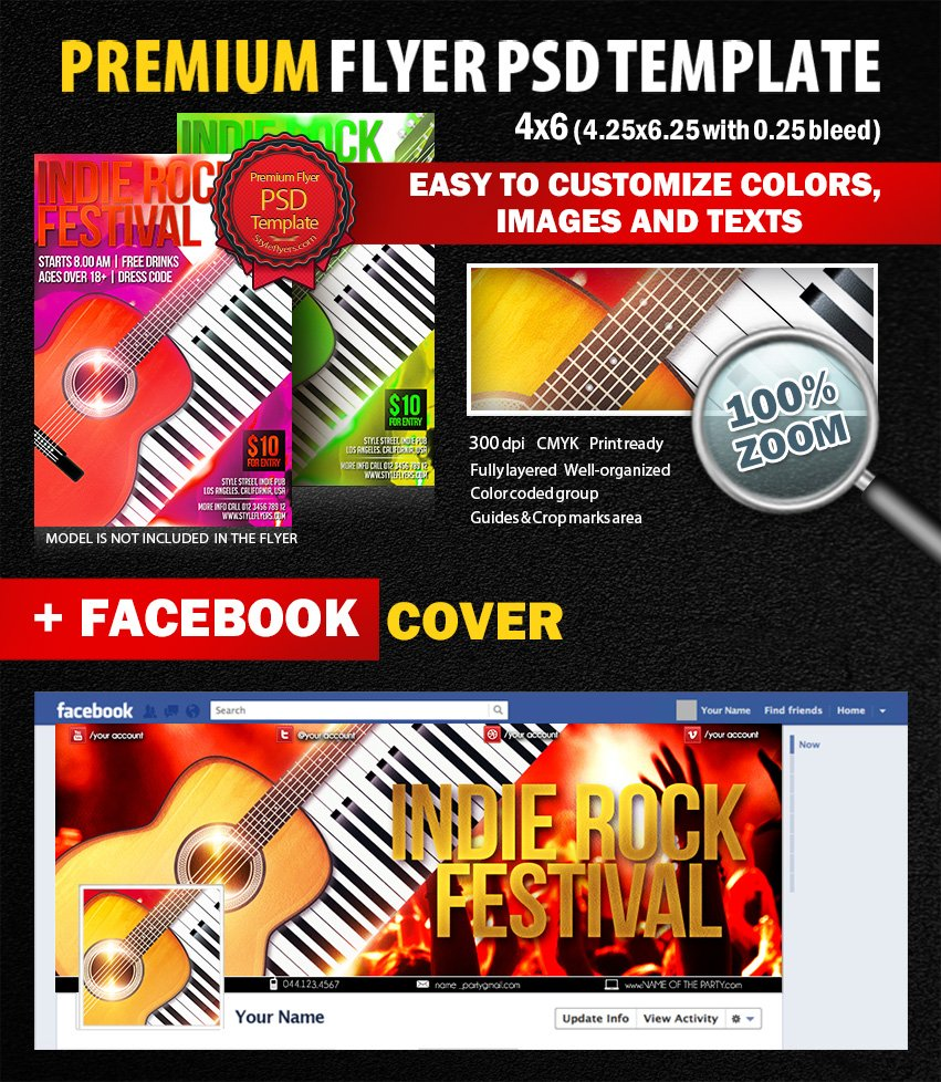 preview_Indie_Rock_fest_PSD_Flyer_Template
