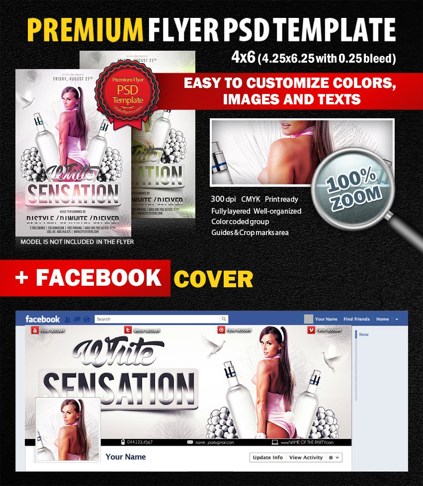 preview_White_Sensation_PSD_Flyer_Template
