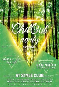 chill-out-psd-flyer-template