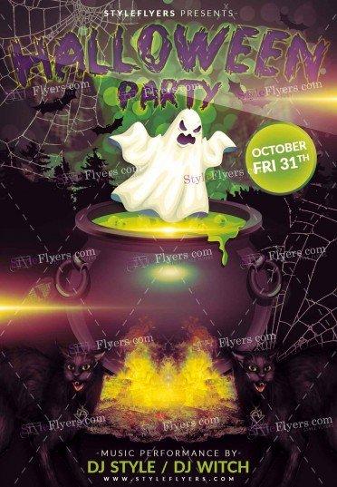 halloween-psd-flyer-template