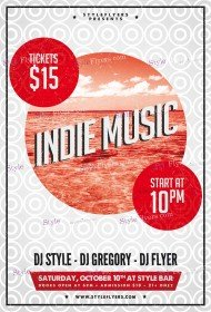 indie-music-psd-flyer-template