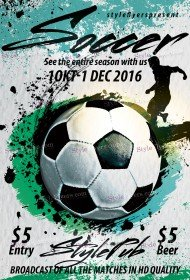 Free Sport Flyer Psd Templates Download Styleflyers
