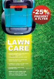 lawn-care-flyer