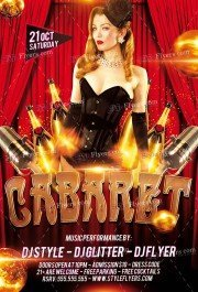 cabaret-psd-flyer-template