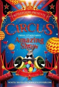 circus-psd-flyer-template