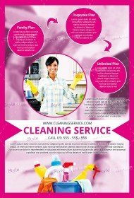 cleaning-house-psd-flyer-template