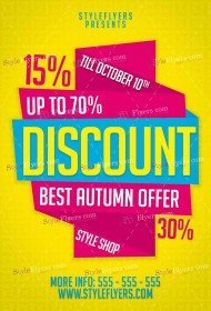 discount-psd-flyer-template