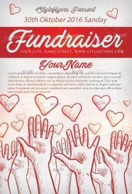 fundraiser flyer templates free