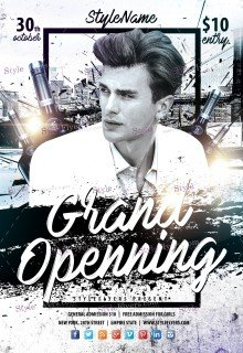 grand-opening-psd-flyer-template