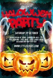 haloween-party-psd-flyer-template