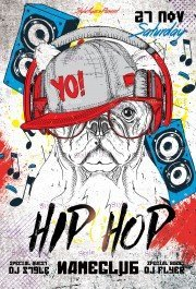 hip-hop-psd-flyer-template