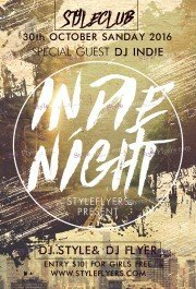 indie-psd-flyer-template