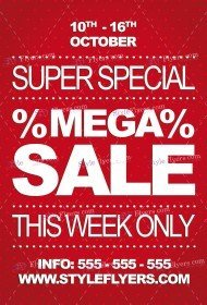 mega-sale-psd-flyer-template