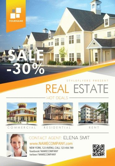 real-estate-psd-flyer-template