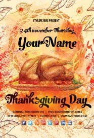 thanksgiving-day-psd-flyer-template