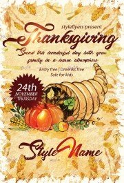 thanksgiving-psd-flyer-template