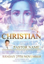 christian-flyer-templates