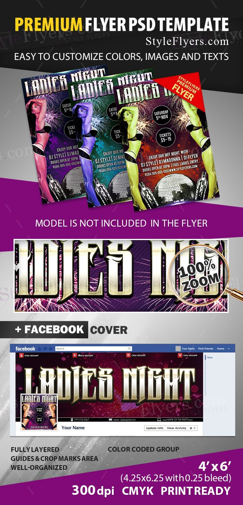 preview_ladies_night_psd_flyer_template