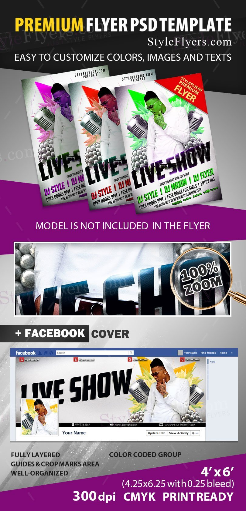 preview_live_show_psd_flyer_template