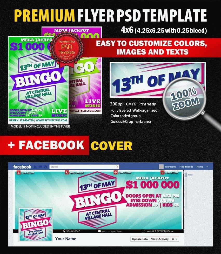 preview_bingo_psd_flyer_template