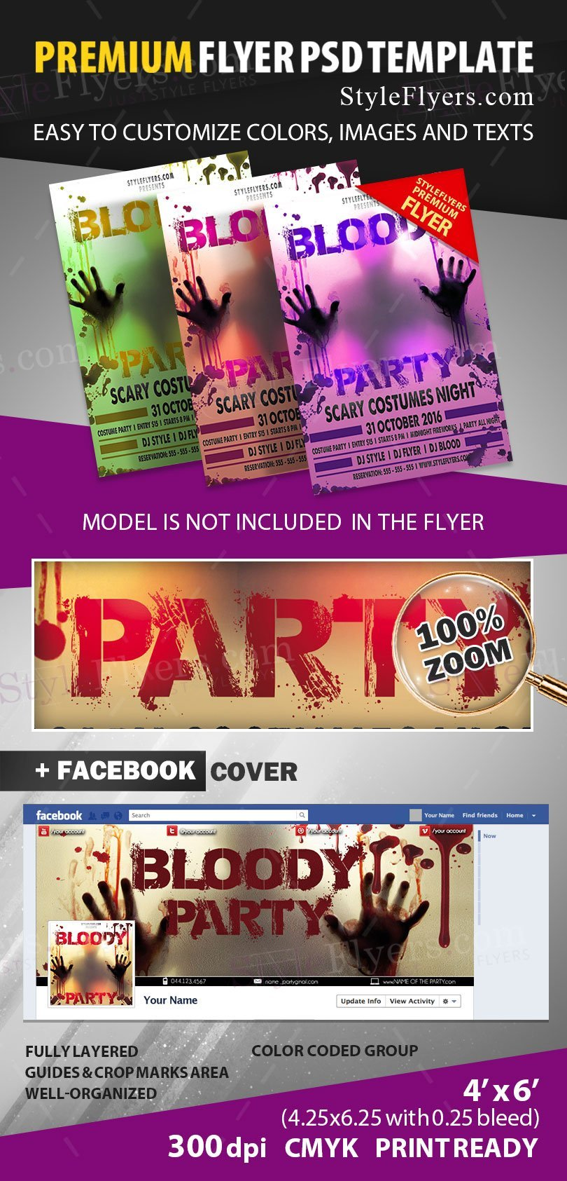 preview_bloody_party_psd_flyer_template_bp1010