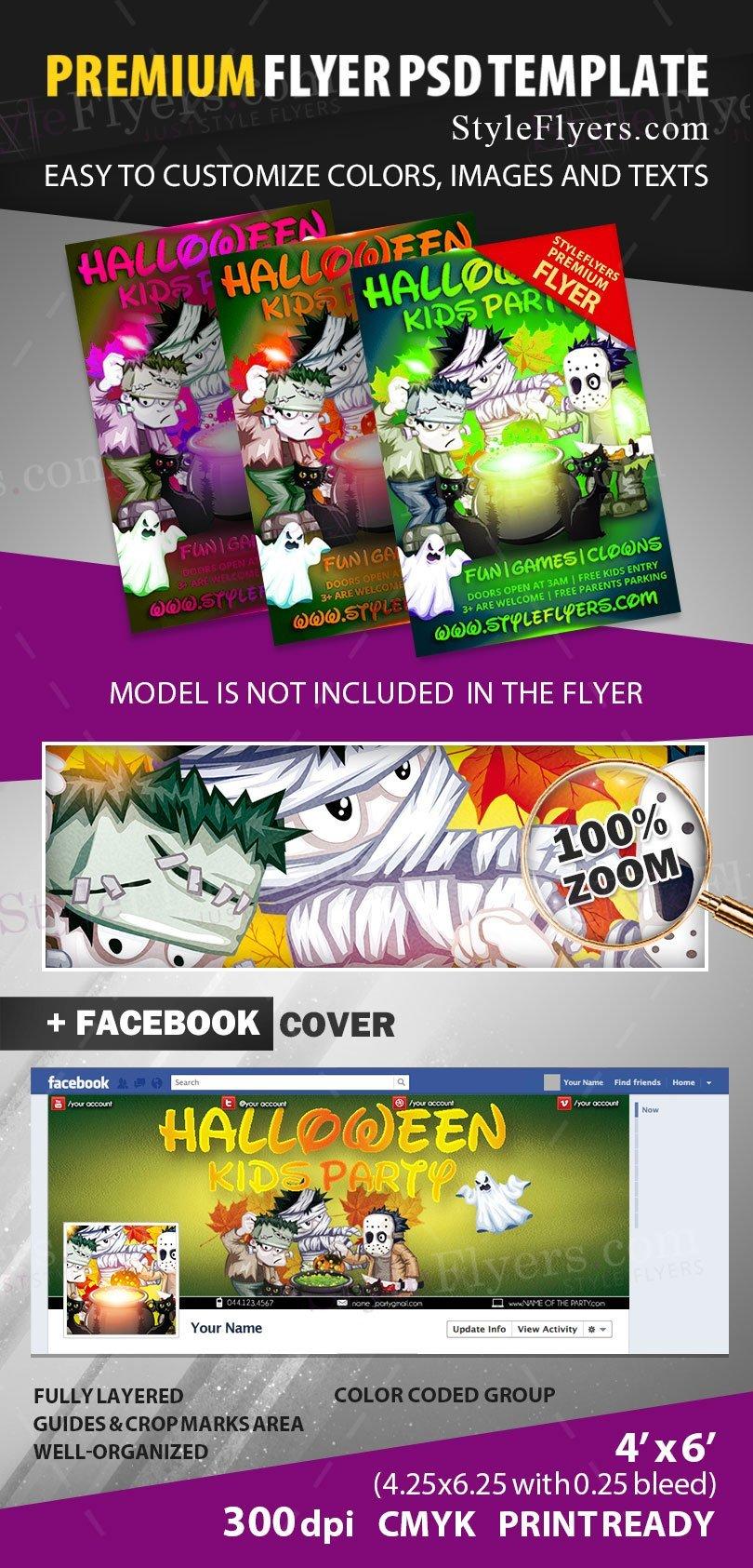 preview_kids_halloween_1005_psd_flyer_template
