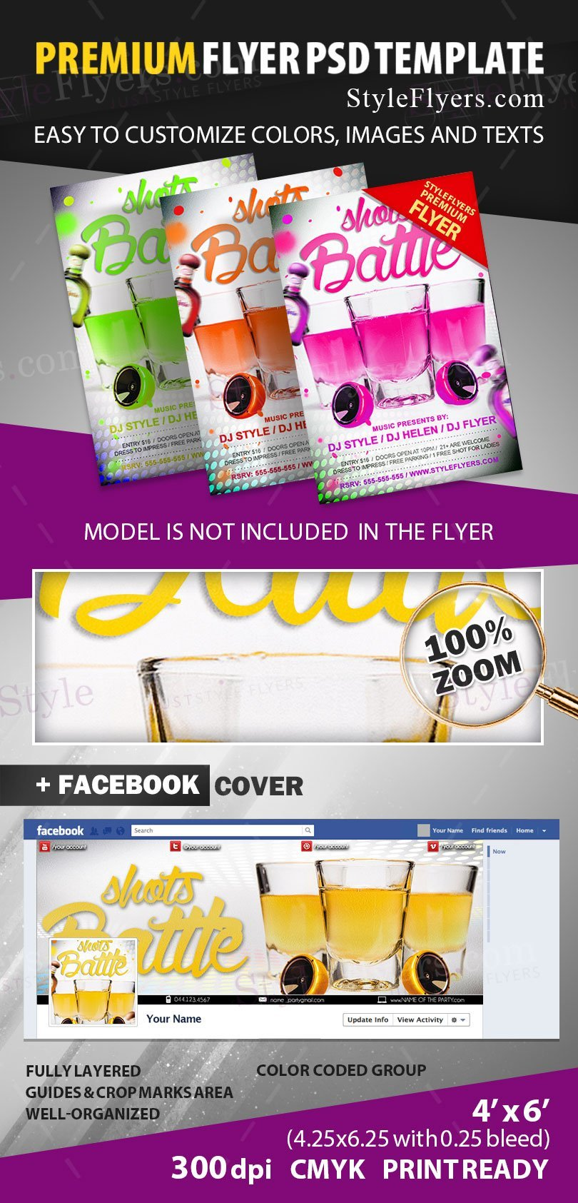 preview_shots_battle_psd_flyer_template