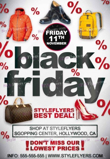black-friday-psd-flyer-template