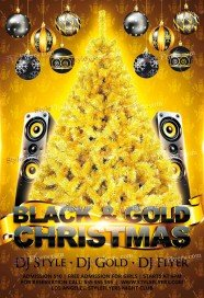 black-and-gold-christmas-party-psd-flyer-template