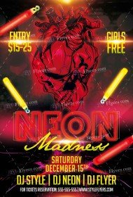 neon-madness-psd-flyer-template