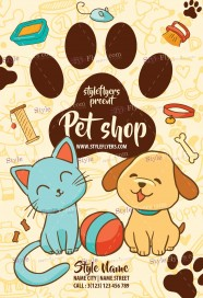 pet-shop-psd-flyer-template