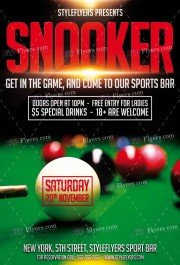 snooker-psd-flyer-template