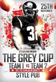 the-grey-cup-nov-27-psd-flyer-template