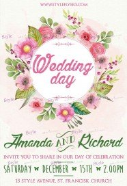 wedding-psd-flyer-template