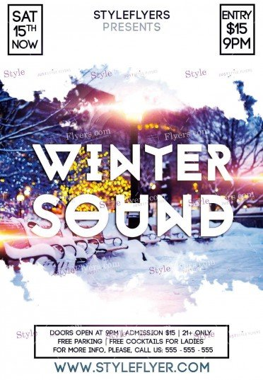 winter-sound-party-psd-flyer-template